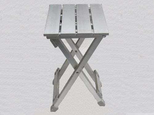 Mini Aluminium Folding Table - Compact Small Camping Caravan Motor Home Boat Picnic Beach BBQ